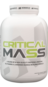 CRITICAL MASS GAINERS – BIG MUSCLES NUTRITION