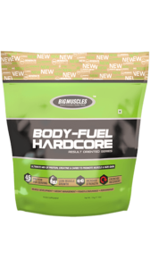 BODYFUEL GAINERS – BIG MUSCLES NUTRITION