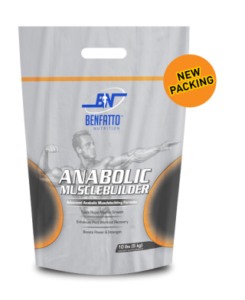 anabolic mass GAINERS – Benfatto Nutrition