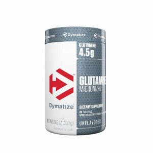 GLUTAMINE PRE/INTRA/POST WORKOUT - DYMATIZE