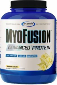 MYOFUSION/MyoFusion Advanced Protein protein – GASPARI