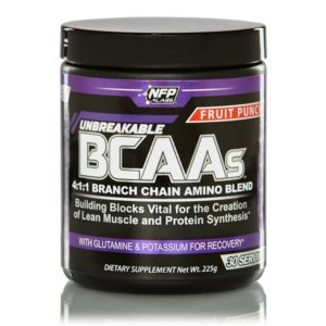 BCAA PRE/INTRA/POST WORKOUT – NFP GEAR
