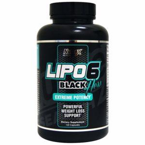 LIPO6 BLACK Hers Fat Burners – NUTREX