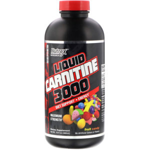 Liquid Carnitine 3000 HEALTH SUPPORT - NUTREX