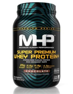 SUPER SUPREME WHEY PROTEIN + Protein – MHP