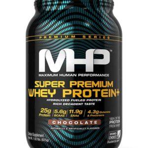 SUPER SUPREME WHEY PROTEIN + Protein - MHP