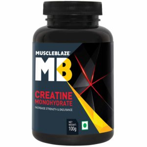 CREATINE HEALTH SUPPORT – MUSCLE BLAZE