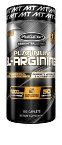 PLATINUM  L-ARGININE Supplement – MUSCLETECH