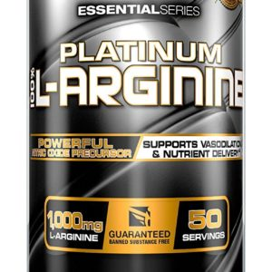 PLATINUM  L-ARGININE Supplement - MUSCLETECH