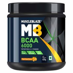 BCAA PRE/INTRA/POST WORKOUT - MUSCLE BLAZE