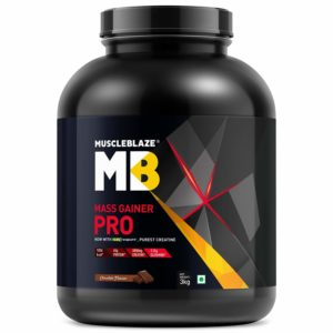 MASS GAINER PRO GAINERS – MUSCLE BLAZE