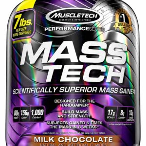 MASS TECH GAINERS - MUSCLETECH