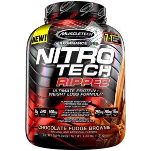 nitro-tech ripped WEIGHT LOSS – MUSCLETECH