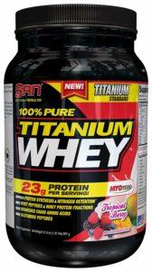 TITANIUM WHEY Protein – SAN