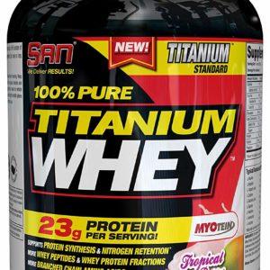 TITANIUM WHEY Protein - SAN