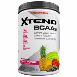 XTEND BCAAs PRE/INTRA/POST WORKOUT – SCIVATION
