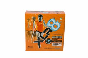 XLR8 IsoTonic Health Drink – SIX PACK NUTRITION