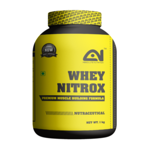 WHEYNITROX Protein - ABSOLUTE NUTRITION