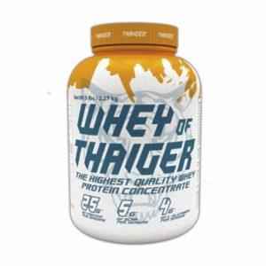 WHEY OF THAIGER Protein – THAIGER