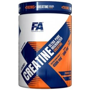 CREATINE HEALTH SUPPORT – FA CORE