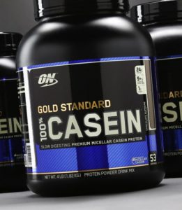 casein Protein – OPTIMUM NUTRITION