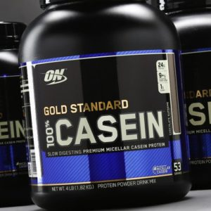 casein Protein - OPTIMUM NUTRITION