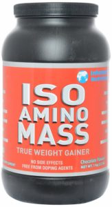 ISO AMINO MASS HEALTH SUPPLEMENT – INFOTECH  NUTRITION