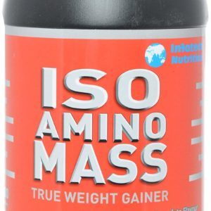 ISO AMINO MASS HEALTH SUPPLEMENT - INFOTECH  NUTRITION