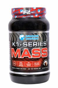 K1 SERIES MASS GAINERS – INFOTECH  NUTRITION