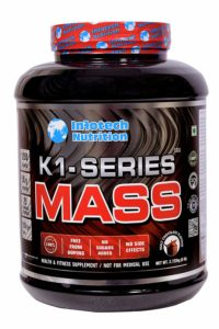 K1 SERIES MASS GAINERS – INFOTECH  NUTRITION
