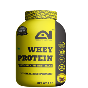 WHEY Protein - ABSOLUTE NUTRITION
